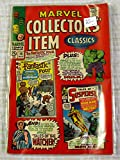 img - for Marvel Collectors' Item Classics #10, Aug. 1967. Fantastic Four, Spider-Man, Hulk book / textbook / text book