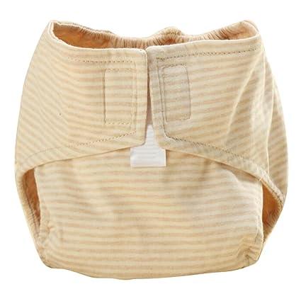 Highdas Paquete de 2 Bebé Niño Niños Niños Niñas Ropa Interior Lavable / Pantalones Entrenamiento Pantalones