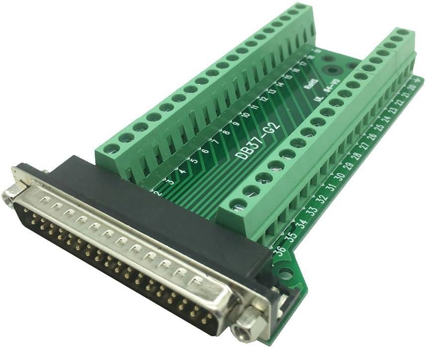 Terminal Block Connector USB Type A Female Vertical Jack Breakout Board x1