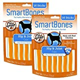Smart Bone Functional Sticks Hip and Joint Dog Chews, 16 pieces/pack