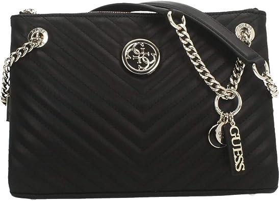 Guess Borsa shopping Blakely Girlfriend status luxe satchel