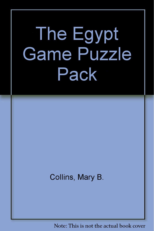 The Egypt Game Puzzle Pack - Teacher Lesson Plans ...