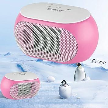... Calefacción 450W Aire Acondicionado Eléctrico Mudo Ajuste de Temperatura Estufa Temperatura Constante Casa Oficina Hotel Habitación: Amazon.es: Hogar
