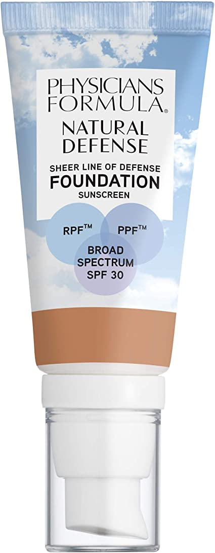 Physicians Formula Natural Defense Foundation