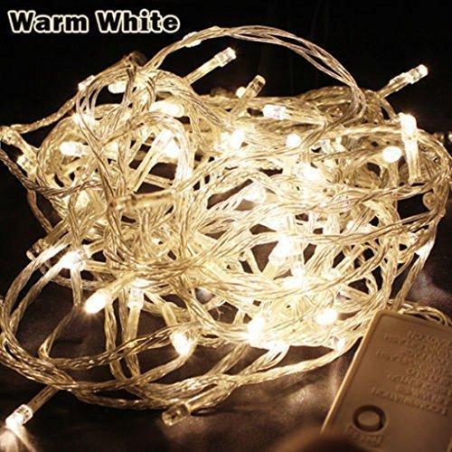 HaMi Outdoor String Lights,Fairy Lights for Christmas Tre...