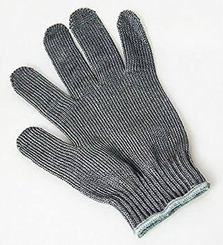 Angelsport Praktischer Filetierhandschuh für links und rechts verwendbar one size Handschuhe