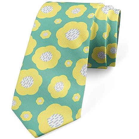 Corbata, flores en colores pastel simplistas, Seafoam Pastel ...