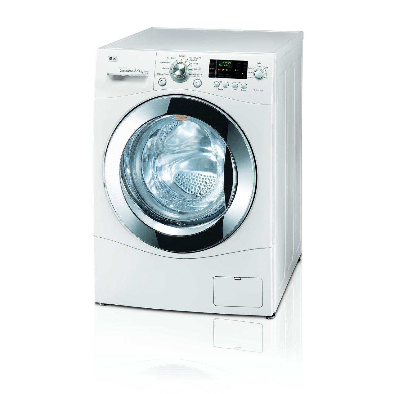 LG F1403YD lavadora - Lavadora-secadora (Frente ...