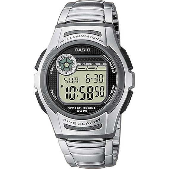 Reloj Casio para Hombre W-213D-1AVES