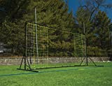 Franklin Sports Tournament Rebounder, Black, 12' x 6'