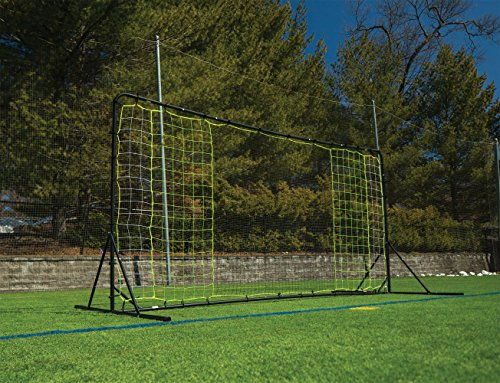 Franklin Sports Tournament Rebounder, Black, 12' x 6' by Franklin Sports