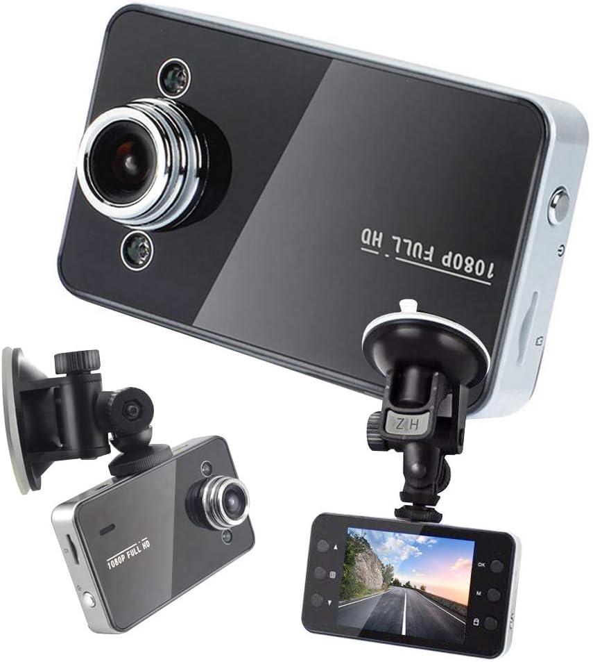 KawKaw Cam/éra embarqu/ée Full HD avec Objectif Grand Angle et Vision Nocturne