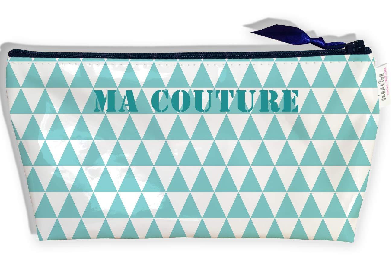 Trousse /à Couture pour femme T9033 R/éf Pas DACCESSOIRES Inclus Trousse de rangement N/écessaire Couture pour la Famille en voyage