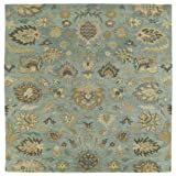 Kaleen Rugs Helena Collection 3203-56 Spa Hand Tufted 10′ x 14′ Rug