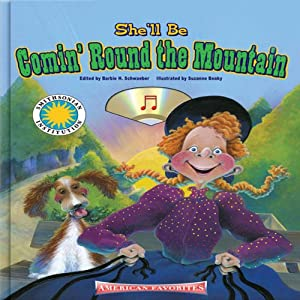 She'll Be Comin' Round the Mountain (Carry-A-Tune) Audiobook