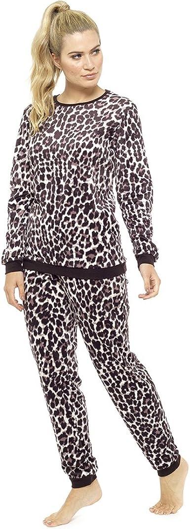 Foxbury - Pijama de una pieza - Animal Print - para mujer ...