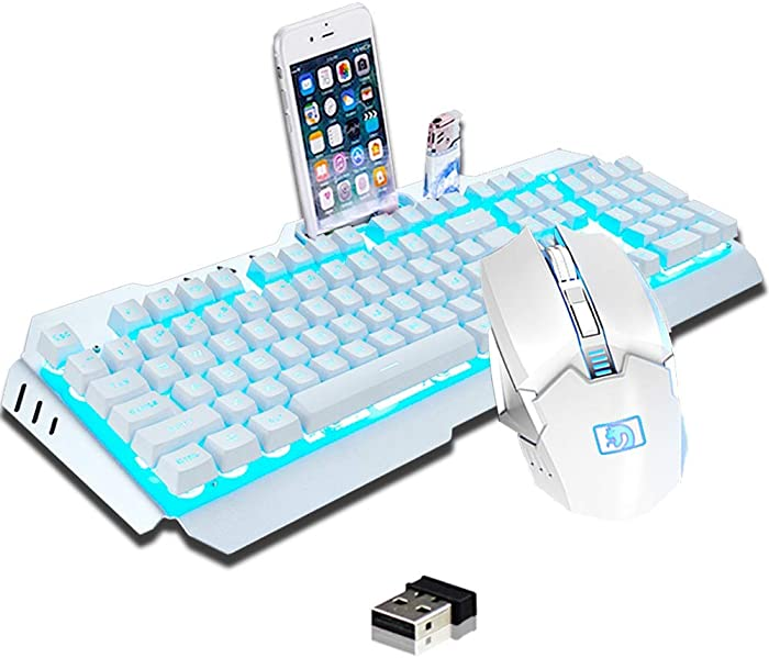 Top 10 White Hp Wireless Keyboard And Mouse Combo
