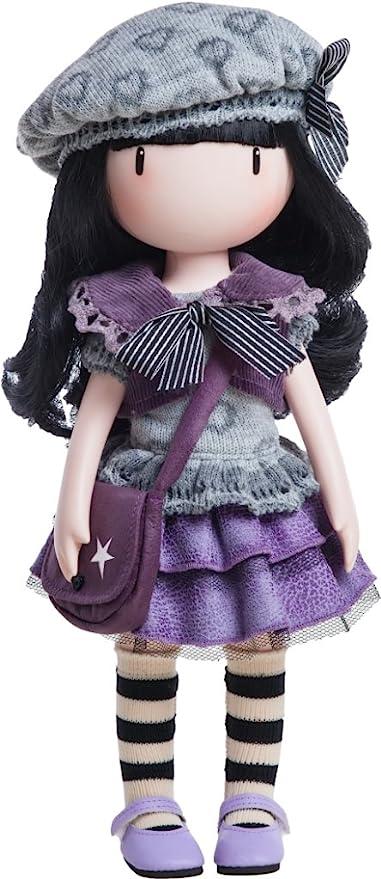 Gorjuss – Bambola Little Violet, RIF. 04906: Amazon.it: Giochi e