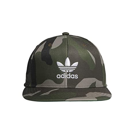 Amazon.com  adidas Men s Originals Trefoil AW Snapback Cap 36d332a9383c