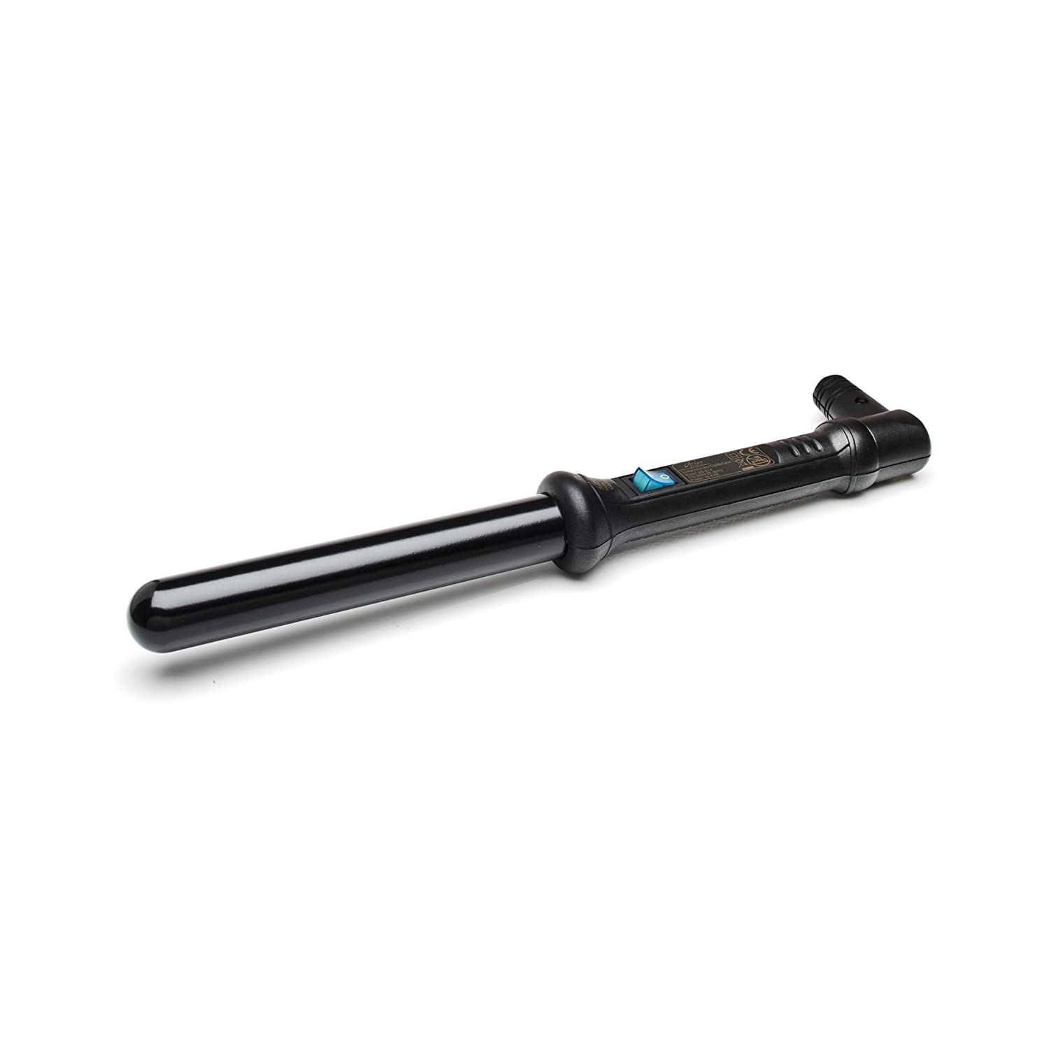 Aria Beauty 25 mm Clipless Curler Black - Rizador de pelo 25 mm color negro - garantía de vida: Amazon.es: Belleza