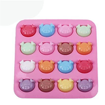 NEWELL DIY Silicone Popsicle Molds Set,Ice Gel Mold,Baking Mold Chocolate,Ice