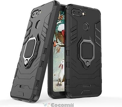 Cocomii Black Panther Armor Xiaomi Redmi 6 Funda Nuevo [Robusto ...