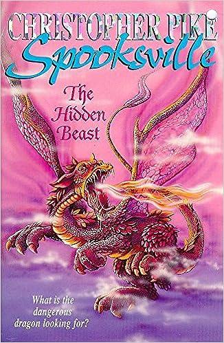 The Hidden Beast Spooksville Christopher Pike 9780340724408