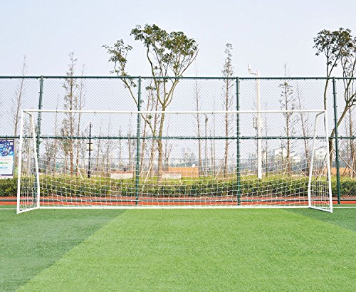 Pass Premier 12 X 6 Ft. Youth Size Steel Soccer Goal. 2