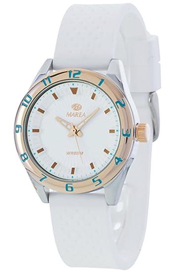 B35257/8 Reloj Marea Mujer, analógico, caja de acero, correa