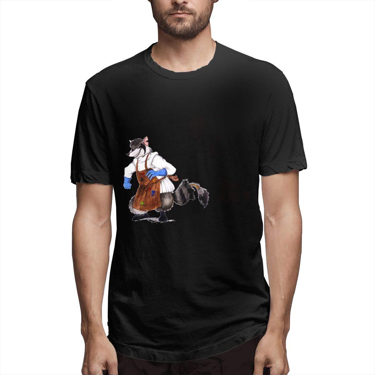 The Nut Job Classic Basic Soft Short T-shirt