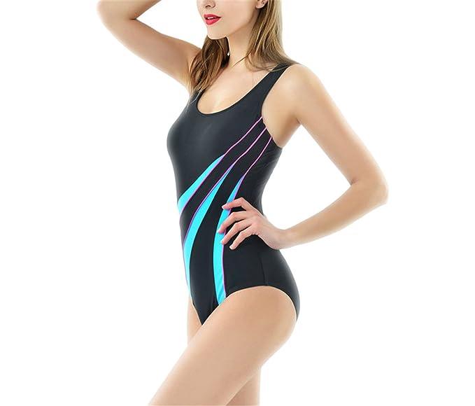 Amazon.com: dormery trajes de natación mujer traje de baño ...