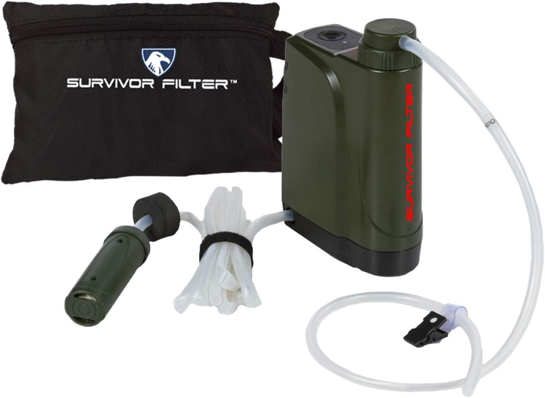 Survivor Filter PRO X Electric Water Filter