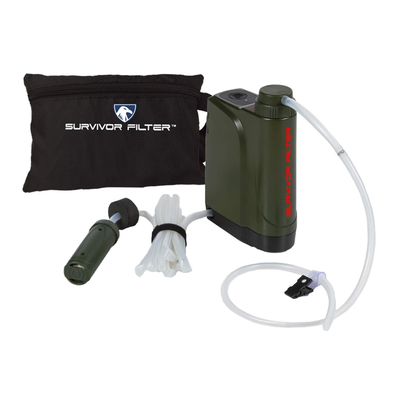 Survivor Filter PRO X Electric Water Filter by Survivor Filter