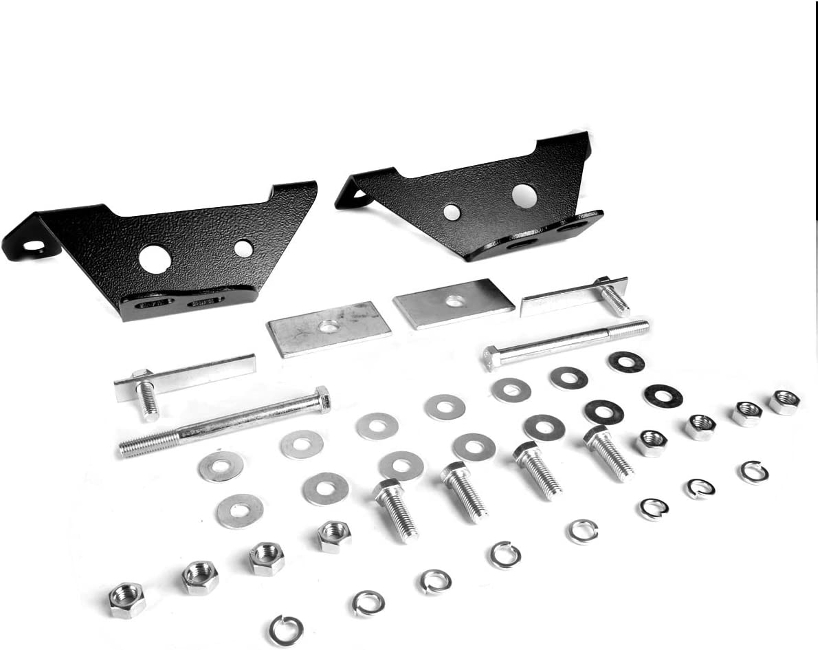 Relocation Kit Skid Plate For Ford F150/250/Expedition Light Duty ...