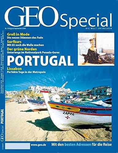 GEO Special Portugal Taschenbuch – 2. August 2006 Christoph Kucklick Gruner + Jahr 3570196712 Europa