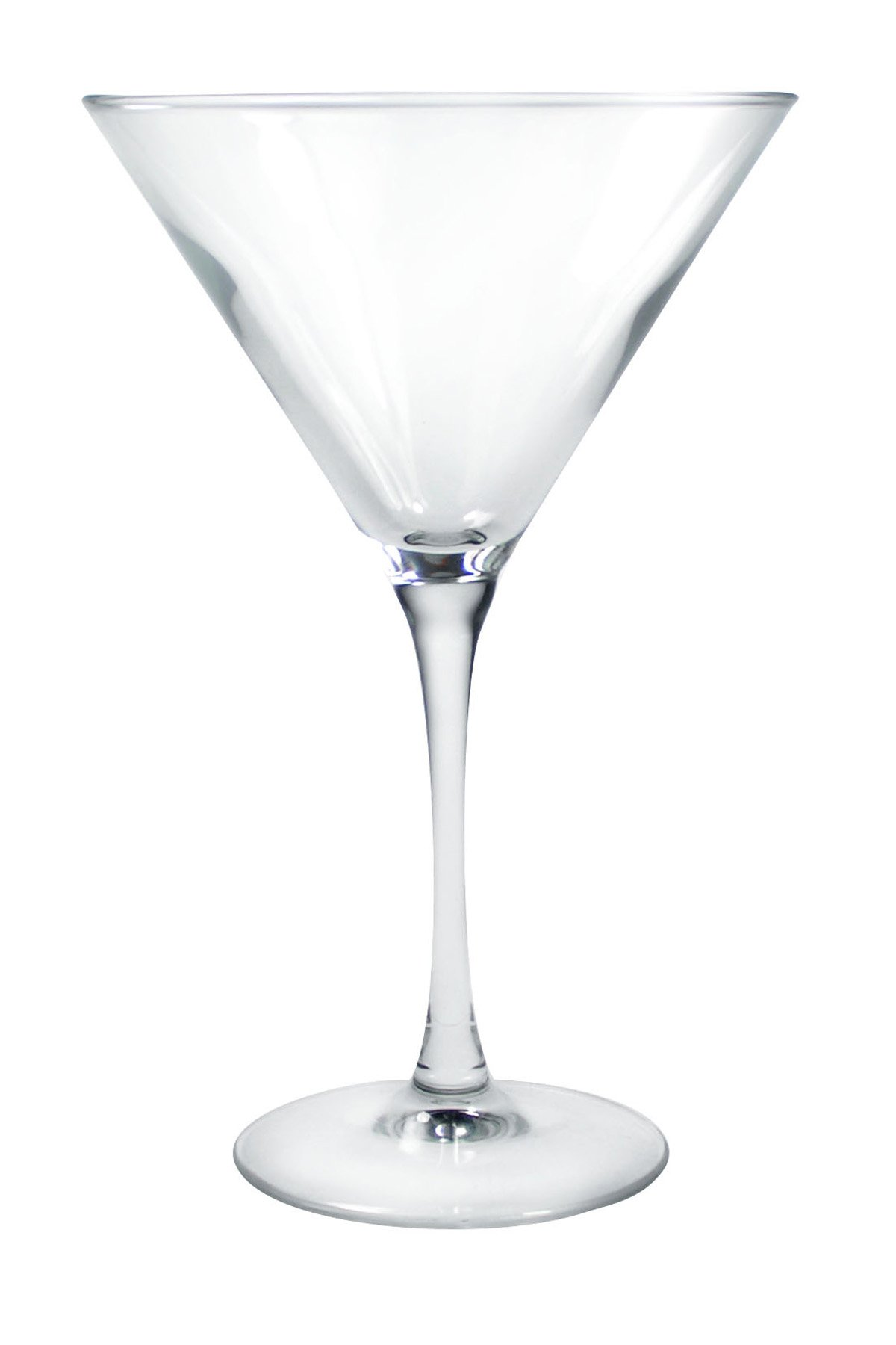 Arc International Luminarc Cachet Martini Glass, 10-Ounce, Set of 12