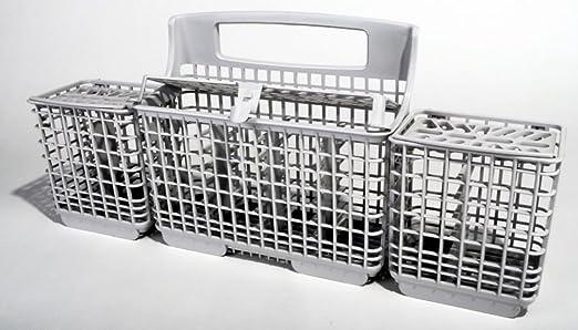 Amazon.com: 8562081 lavavajillas cesta de cubiertos Kenmore ...
