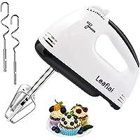 Handmixer handmixer mixer handmixer 350W roerapparaat 7 snelheden voor het bakken van taarten ei room food beater, Turbo…