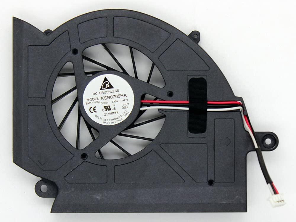 iiFix New Replacement CPU Cooling Fan For Samsung NP RF510-S04AE RF510-S04AT RF510-S04CN RF510-S04CZ RF510-S04HK RF510-S04NZ RF510-S04PL RF510-S04SA