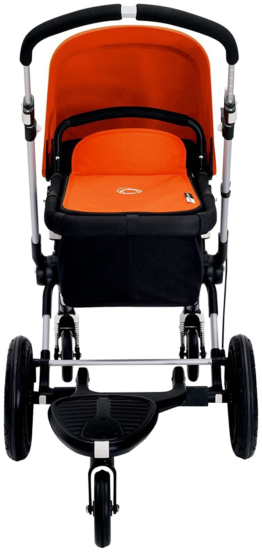 Amazon.com: Bugaboo Comfort Junta con ruedas + adapter ...