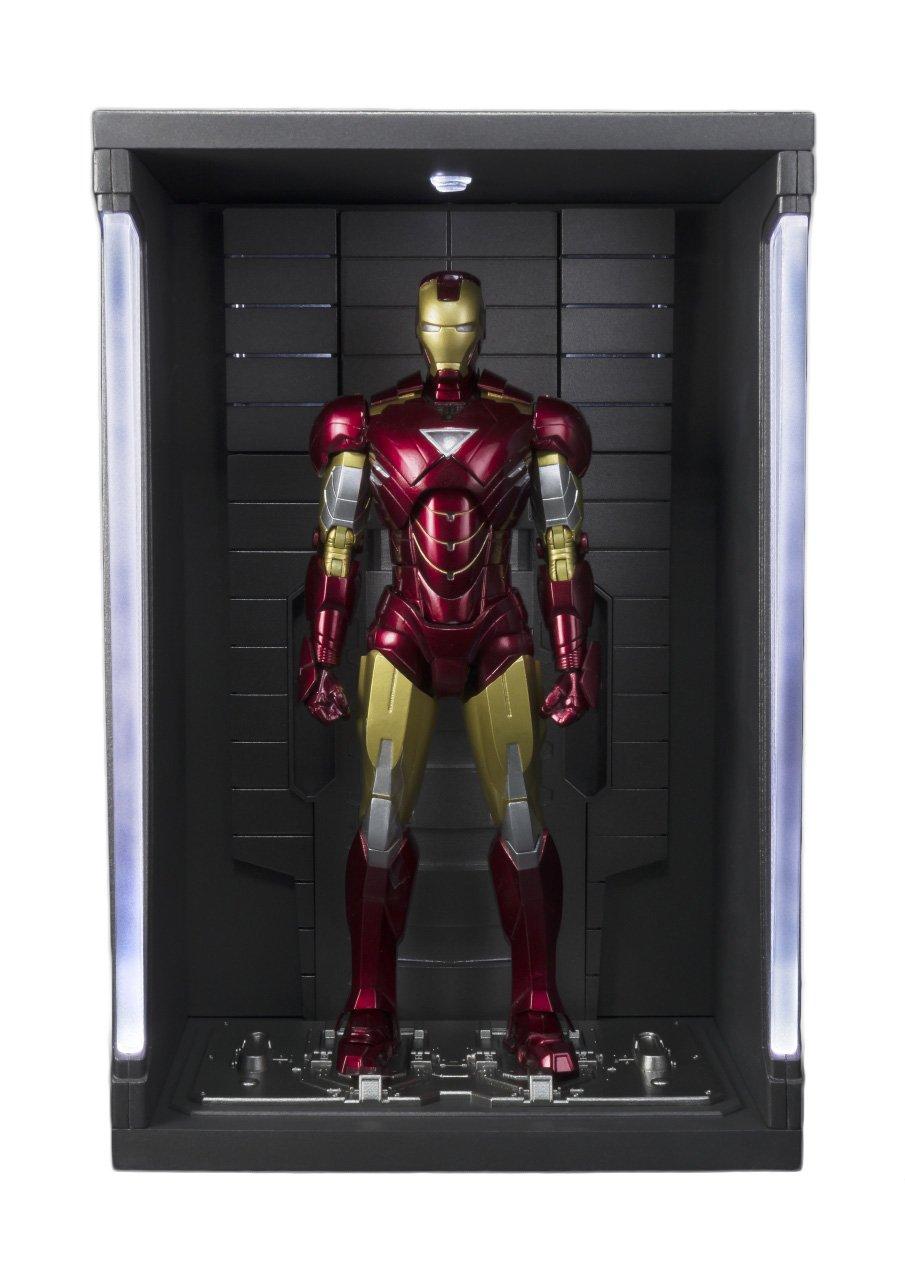 Bandai Tamashii Nations ''Iron Man 2'' S.H. Figuarts MK. VI & Hall of Armor Set
