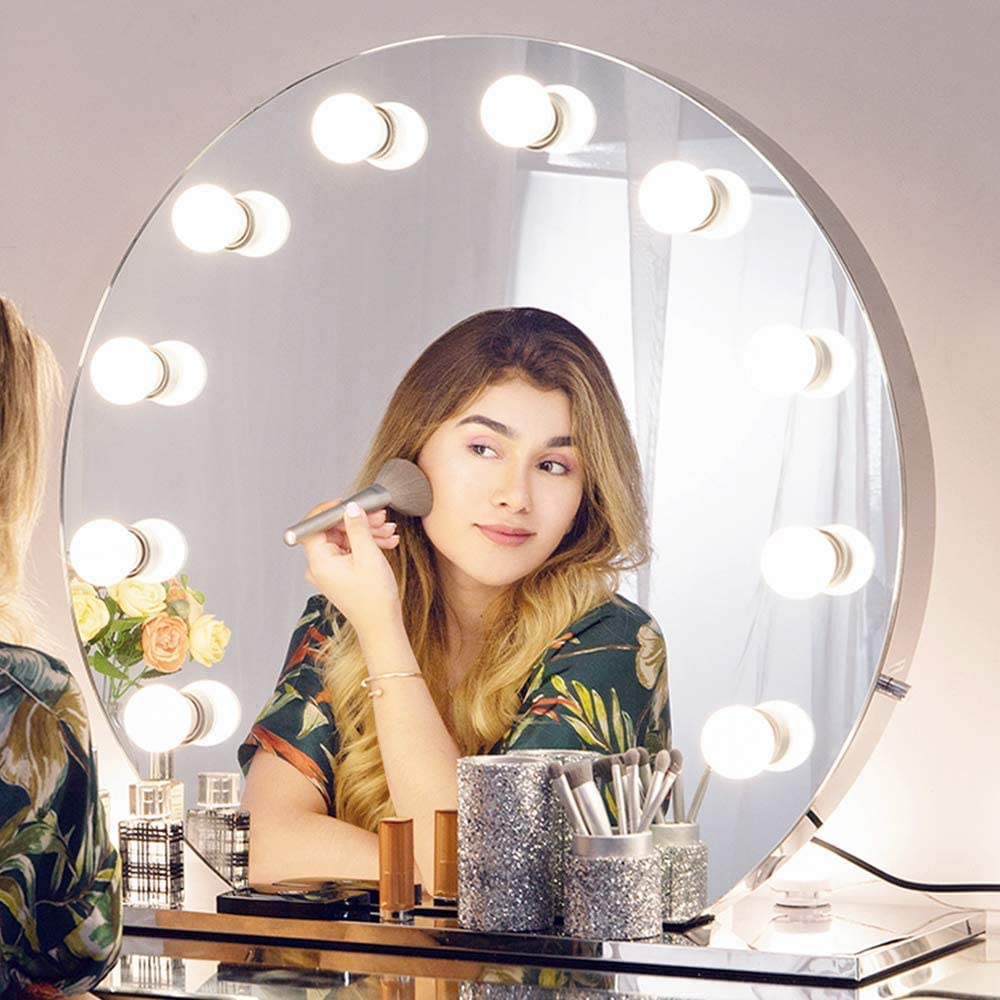 Chende Makeup Vanity Mirror With Lights Reviews