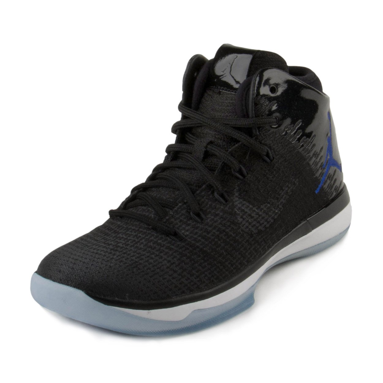 Nike Youth Air Jordan XXXI (GS) Boys Basketball Shoes Black/Concord/White 848629-002 Size 5 by Jordan