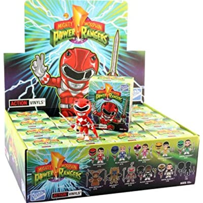 The Loyal Subjects Power Rangers Mighty Morphin Wave 1 Blind Box Action Figure: Toys & Games