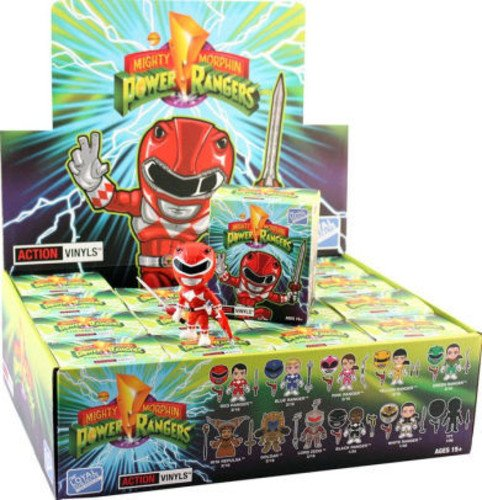 - The Loyal Subjects Power Rangers Mighty Morphin Wave 1 Blind Box Action Figure