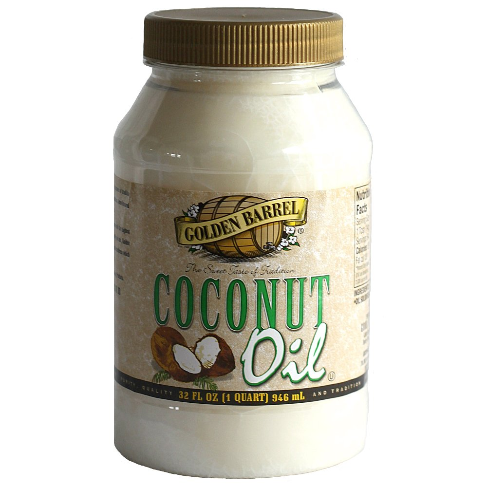 Golden Barrel Coconut Oil (32 fl. oz.)