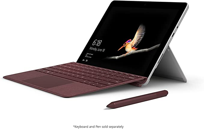 Microsoft Surface Go Intel Pentium Gold 8GB RAM 128GB MCZ00001 at Kapruka Online for specialGifts