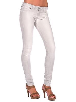 Raven Denim Remy 5pkt skinny Jean (W106) (28, CGS-AHS)