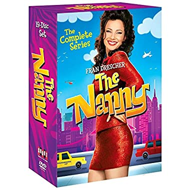 NEW Nanny: The Complete Series DVDS 2015 19-Disc Set