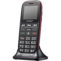 Teléfono móvil con Personas Mayores, Teclas Grandes, Isheep